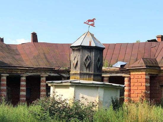 Волонтёры в усадьбе графа Строганова под Порховом открыли домик управляющего