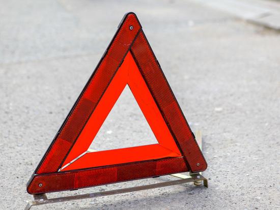В столкновении двух иномарок в центре Саранска пострадала молодая девушка