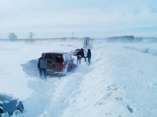 Дело о «снежном плене» под Медногорском не окончено