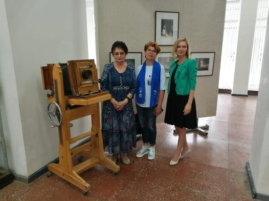 В Туле открылась выставка «Николай Андреев. Серпухов. Россия»