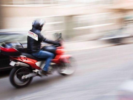 В Илекском районе остановили нетрезвого водителя мопеда