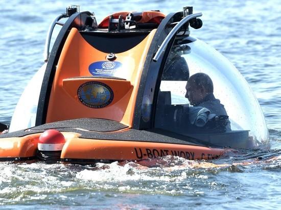 Путин объяснил интерес к подводным погружениям: передалось от отца
