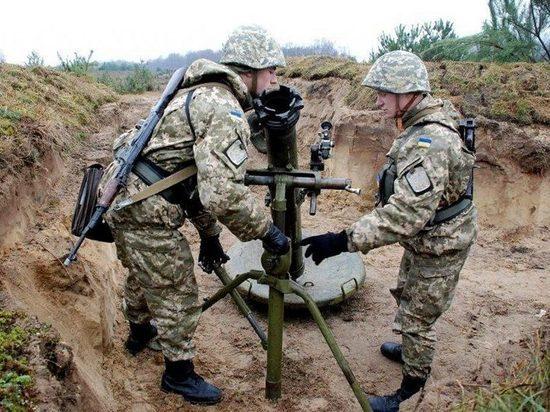 Первые итоги перемирия: жители ДНР стали взрываться на минах