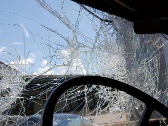 В Калининграде при столкновении четырех автомобилей пострадала 40-летняя женщина
