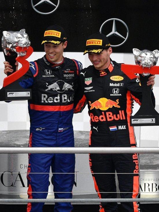 Квят доехал до подиума: в Германии завершилась лучшая гонка сезона