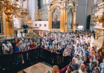 В Смоленске отметили День Крещения Руси