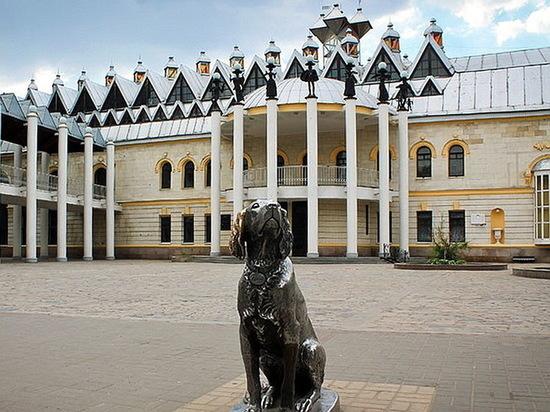 Здание воронежского театра кукол обновят к ноябрю 2019 года