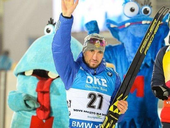 Руководство СБР угрожает не допустить к соревнованиям лучшего российского биатлониста