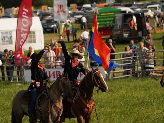 Калининградская команда одержала победу в «Балтийском родео»
