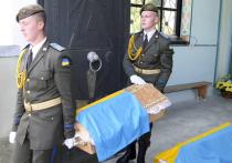 Подо Львовом с почестями перезахоронили эсэсовцев