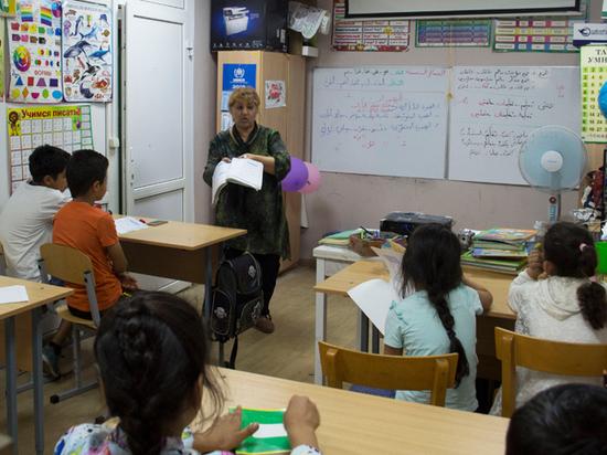 Сирийские беженцы отказались возвращаться из России на родину