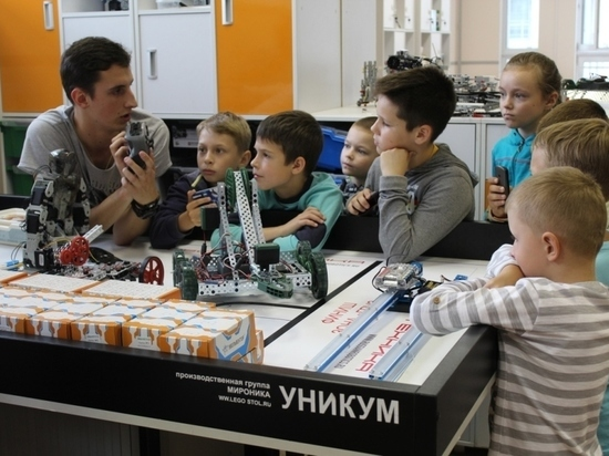 Детский технопарк «Кванториум» откроется Дзержинске