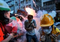 Массовые протесты в Гонконге: граждане бунтуют почти два месяца