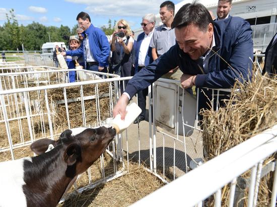 В Волоколамском городском округе открыли новое производство экологичных фермерских продуктов