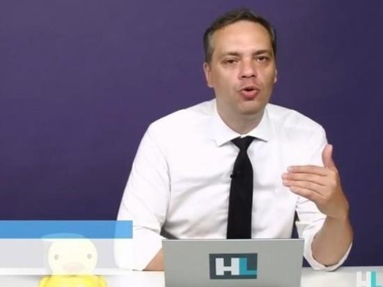 Ведущий программы на Youtube-канале Навального арестован на 30 суток