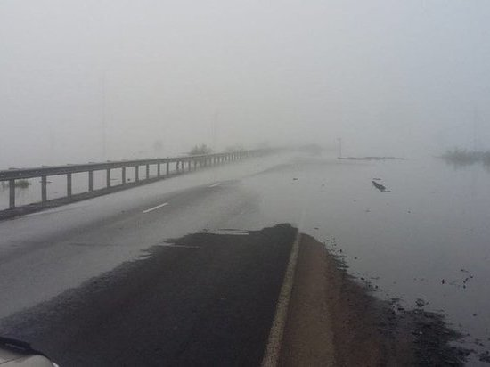 Движение по федеральной трассе в Тулуне ограничено