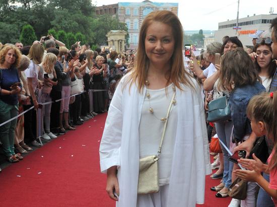 Ольга Будина завершила актерскую карьеру