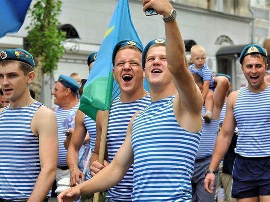 В Оренбурге с размахом отметят День ВДВ