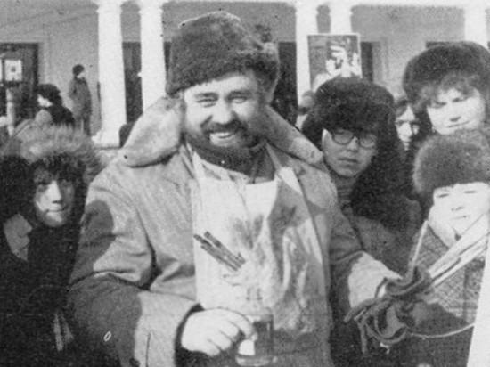 Умер заслуженный художник Валерий Кокурин