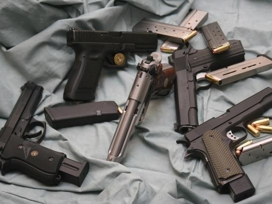 Организаторы подпольного оружейного цеха в Ингушетии получили по 3-5 лет