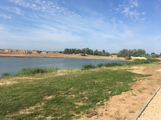 Юрасовское озеро на Бору благоустроят в 2019 году