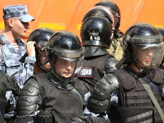Собянин назвал адекватным применение силы полицией на митинге 27 июля