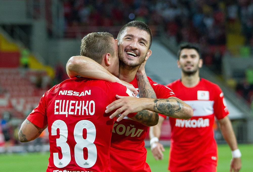 Чистка по-спартаковски: каких игроков потерял Олег Кононов?