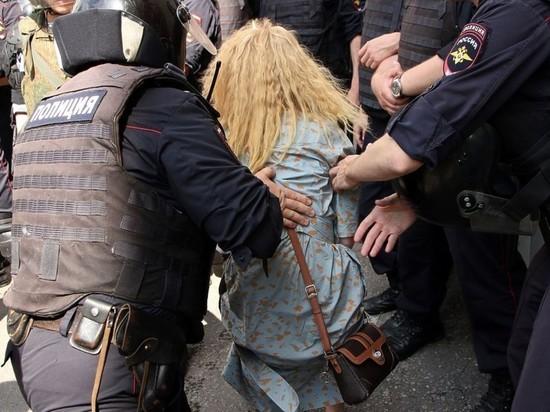 СК завел дело о массовых беспорядках 27 июля в Москве
