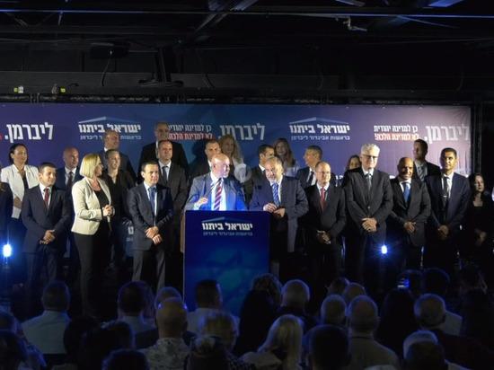 НДИ потребует в правительстве Ликуда и Кахоль Лаван - четыре министерства