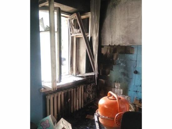 Совершен поджог новосибирского офиса «Единой России»