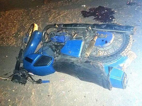 В Башкирии 17-летний мотоциклист едва не угробил себя и друзей