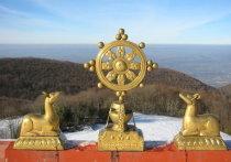 В калмыцком храме пройдет праздник поворота  Колеса Учения Будды