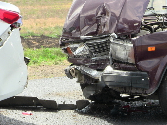 В Саракташском районе в ДТП погиб пожилой водитель