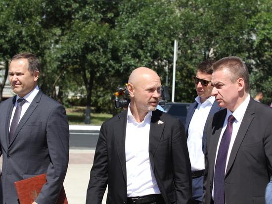 Сергей Катасонов поддержит развитие транспортной инфраструктуры
