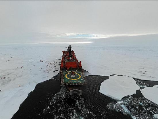 Челябинцы отправятся в детскую экспедицию на Северный полюс