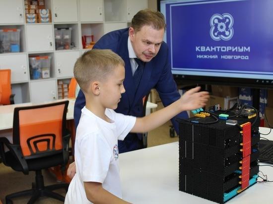 Нижегородские робототехники представят проект на международных соревнованиях в Корее