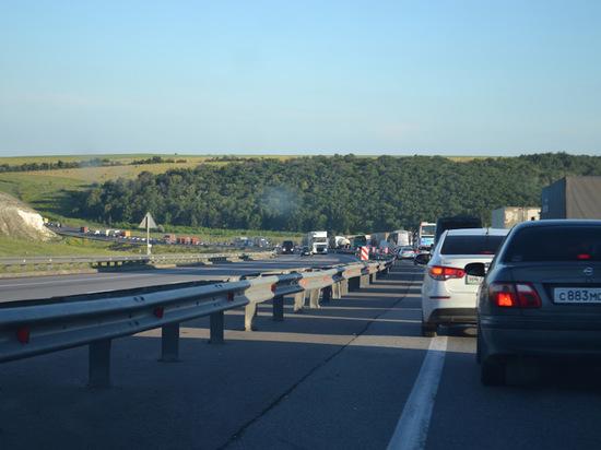 Воронежская область становится главным транспортным узлом центра России