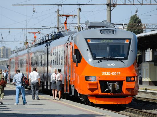 В Воронеже запустят инновационные электрички
