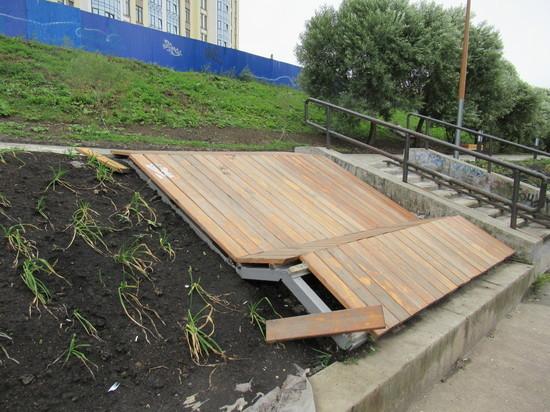 Разруха на Исети: реконструкция по концепции столичного  КБ «Стрелка» оказалась неудачной