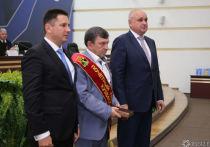Глава кузбасской больницы получил звание почётного гражданина