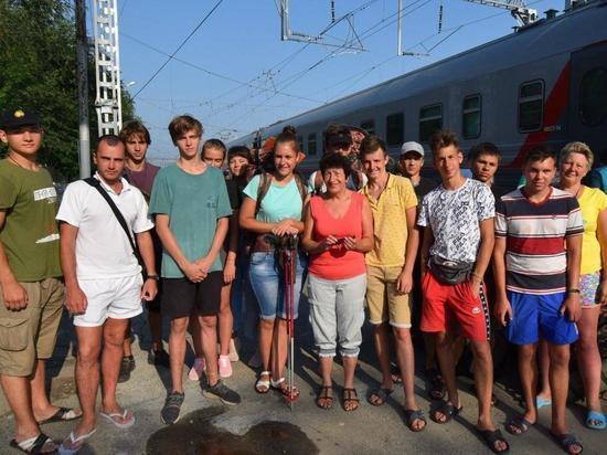 Молодые жители Ставрополья приняли участие в акции «Память на высоте»