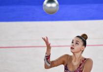 Российские гимнастки собрали в Москве все «золото»