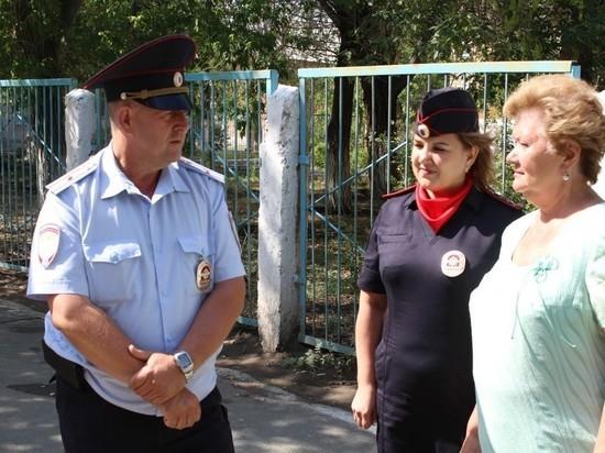 Общественники Орска проверили пешеходные зоны около школ