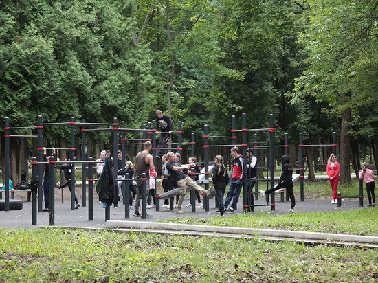 К 2024 году занимающихся спортом в Щекино станет больше