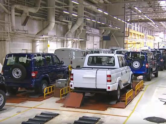 УАЗ планирует сократить тысячу сотрудников завода