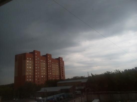 В первый день августа в Оренбуржье будет холодно и дождливо
