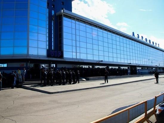 Утром 1 августа иркутский аэропорт не принимал самолёты