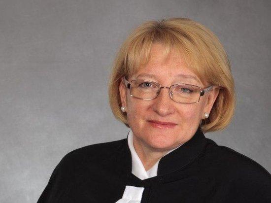 В Петербурге умерла зампредседателя Конституционного суда