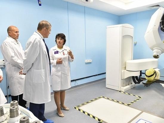 Второй в Башкирии Центр ядерной медицины планируют открыть в Стерлитамаке