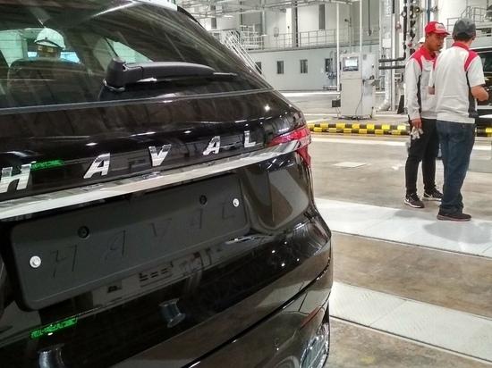 Тульский  завод Haval планирует поставить на конвейер еще две модели